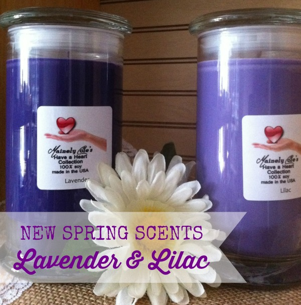 New Spring Scents