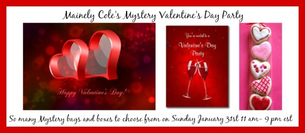 Mainely Cole's Valentine's Party